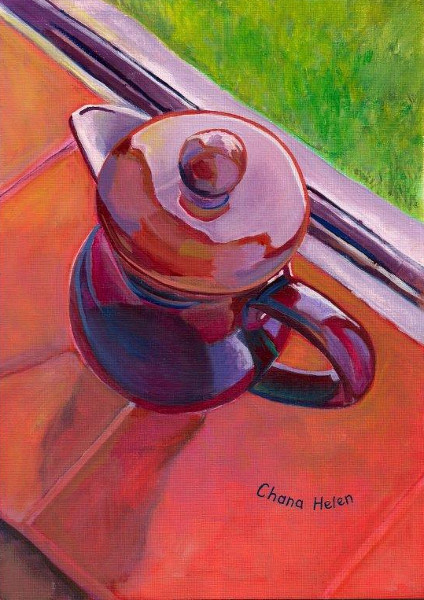 Coffee pot 2