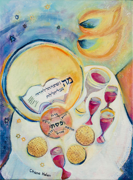 Jewish Festival of Passover, Pesach