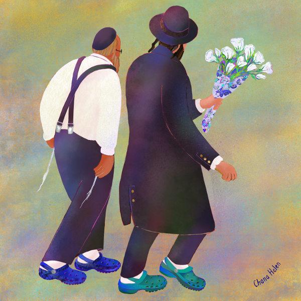 Shabbat Flowers